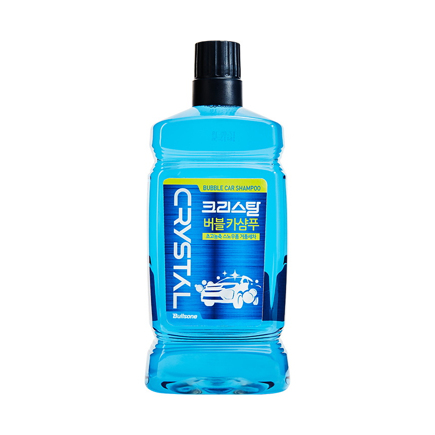 Shampoo de Auto 1.2L - Crystal Bubble Car Shampoo