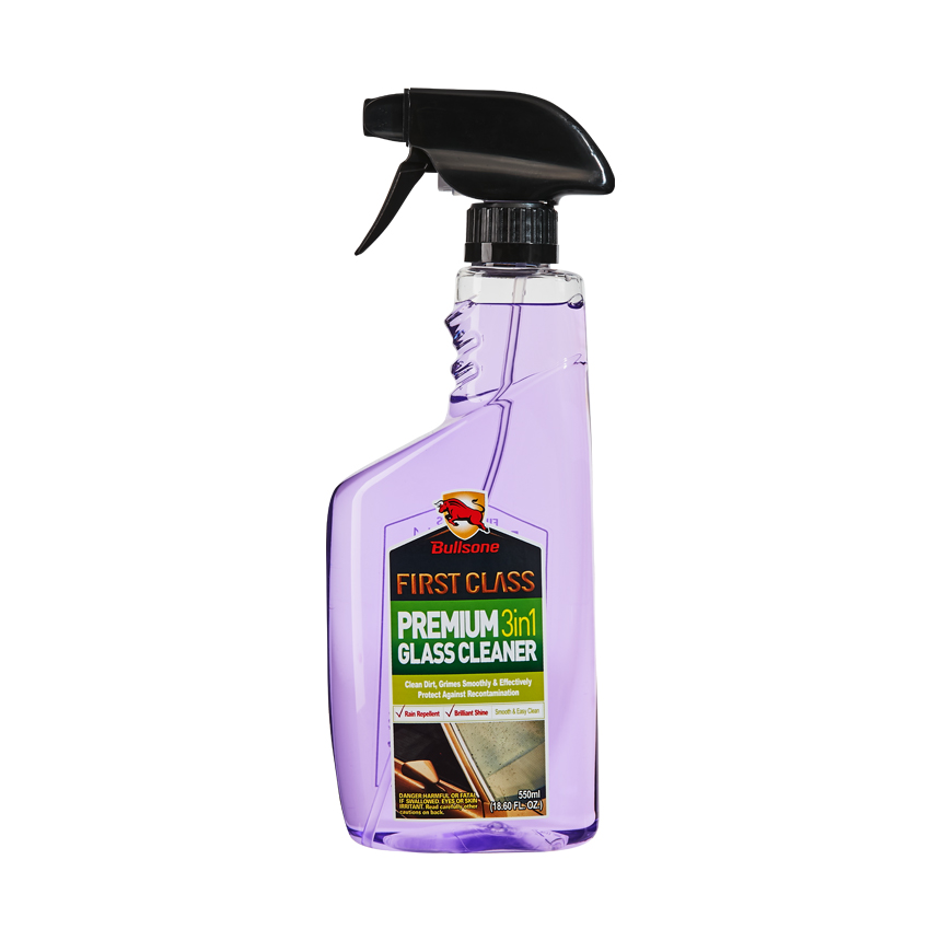 Limpiador de Vidrios - Premium 3 in 1 Glass Cleaner